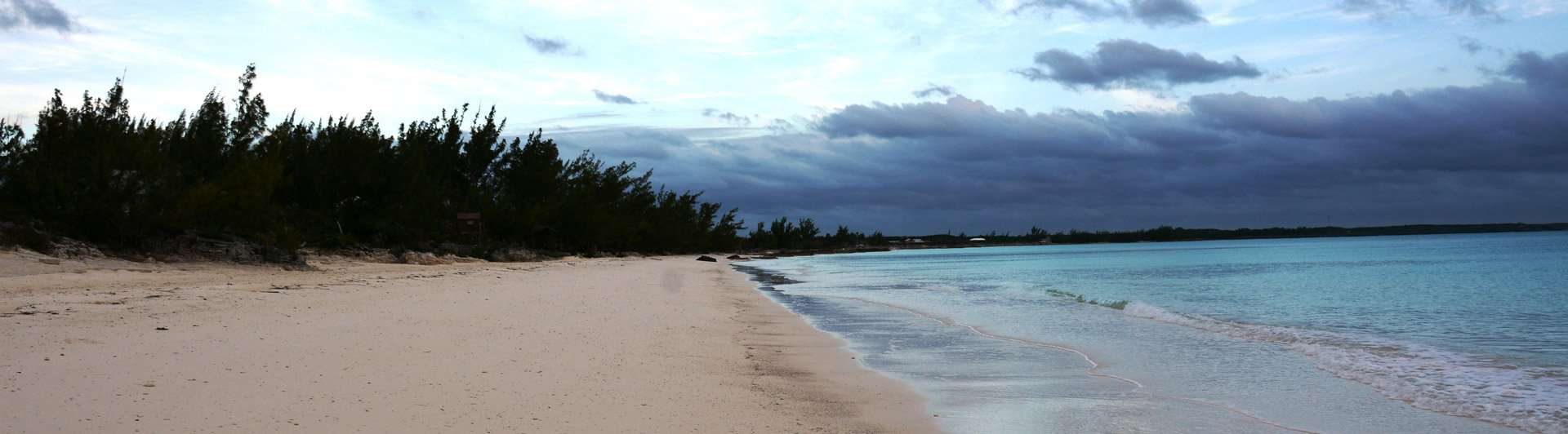 Pigeon Cay in Bahamas
